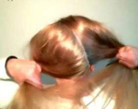 Романтична зачіска на основі плетіння «риб`ячий хвіст» фото