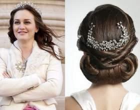 Романтичні весільні зачіски фото