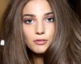 Русо-коричневий колір волосся фото фото