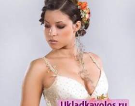 Найкрасивіші весільні зачіски фото