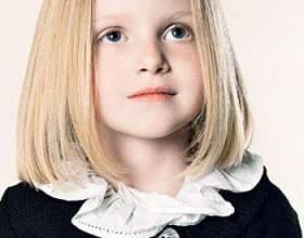 Наймодніші зачіски для дітей фото