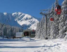 Словаччина татри: зимовий рай для лижників фото