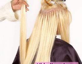 Сучасні методи нарощування волосся фото