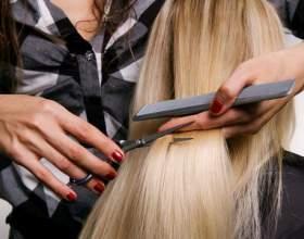 Стрижка гарячими ножицями - лікування посічених волосся фото