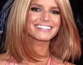 Стрижки для волосся середньої довжини фото