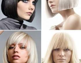 Стрижки на середні волосся з фото фото