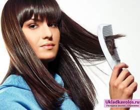 Сухі фарбоване волосся фото