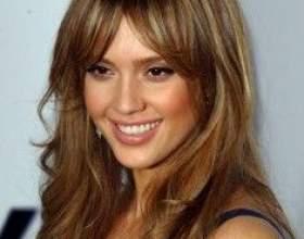Світло-каштанове волосся фото