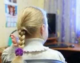 Догляд за дитячими волоссям фото