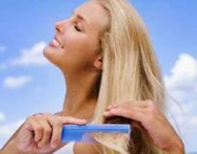 Догляд за волоссям навесні і влітку фото