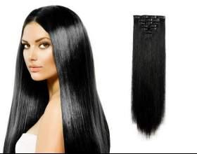 Волосся на шпильках: альтернатива нарощування волосся! фото