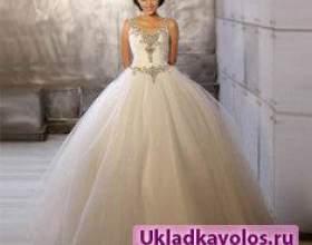 Вибираємо фасон весільного плаття фото